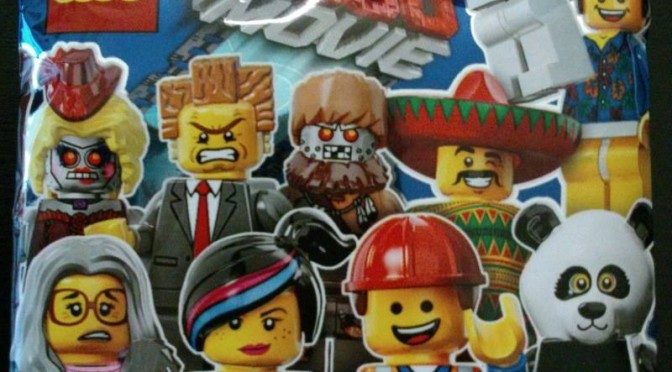 Lego Movie, recensione