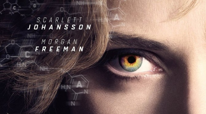 Lucy, recensione