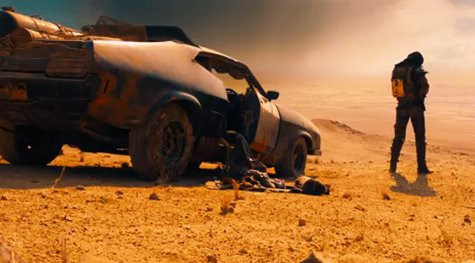 Mad Max – Road Fury, trailer
