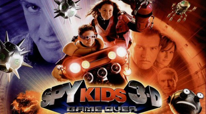 Spy Kids 3 Missione 3D – Game Over, recensione