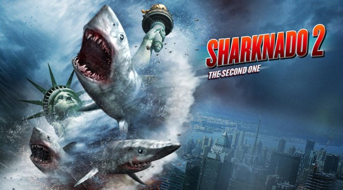 Sharknado 2 – The second one, recensione