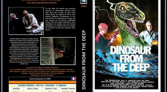 Dinosaur from the deep, recensione