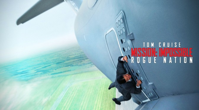 Mission Iimpossible - Rogue Nation