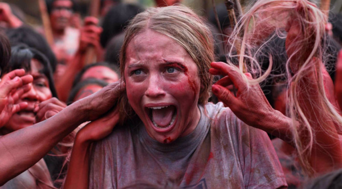 The Green Inferno, recensione